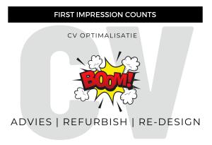 CV optimalisatie - cv voorbeeld - Maven professionals